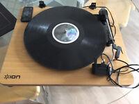 Ion Classic Vinyl Player