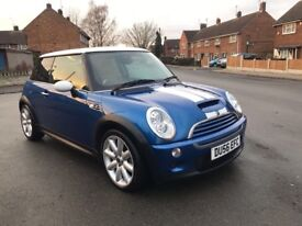 GREAT SPEC MINI COOPER S HATCHBACK IN GREAT CONDITION