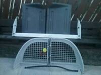 Seat inca/vw caddy mk 2,, bulkhead/dog guard