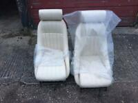 Classic mini bucket seats
