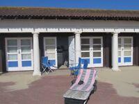 Beach Hut to Rent at Sandbanks Pavillion