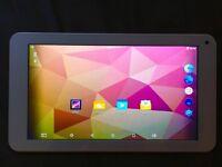 """7"""" white unused tablet"""