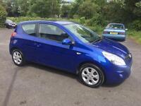 2011 Hyundai i20 1.4 diesel £20 road tax (NOT Clio corsa mini fiat fiesta)