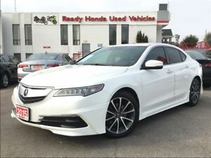 2015 Acura TLX V6 Tech - Navigation - Leather - Roof