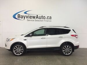 2014 Ford ESCAPE SE- 4WD|ECOBOOST|HTD STS|SYNC|NAV READY!