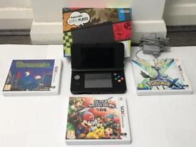 New Nintendo 3ds Boxed - Great condition