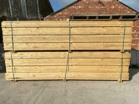 WOODEN 13FT SCAFFOLD BOARDS / PLANKS - NEW