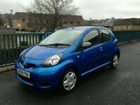 Toyota Aygo 2009 low mileage 4door-1.0 petrol