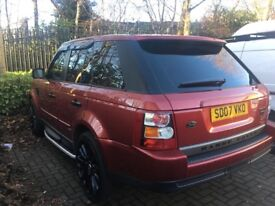 Range Rover Sport, Low Miles ! Full service history !