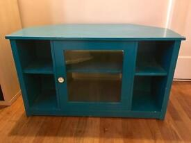 Ikea Solid Wood TV Corner Unit