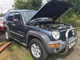 Jeep Cherokee 2.5crd / breaking all parts available