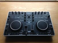 Denon MC2000, DJ Controller (+ USB cable, headphones for extra £5)