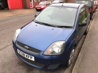 2008 - Ford Fiesta 1.25 Style – 3 Door Hatchback
