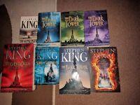 Dark Tower - Stephen King. Full book series