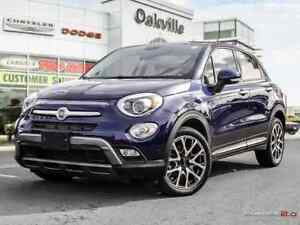 2017 FIAT 500X TREKKING | PANO ROOF | BACK UP CAM | REMOTE START
