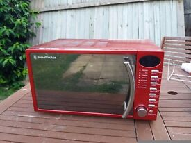 Russell Hobbs Microwave Good Condition CHEAP