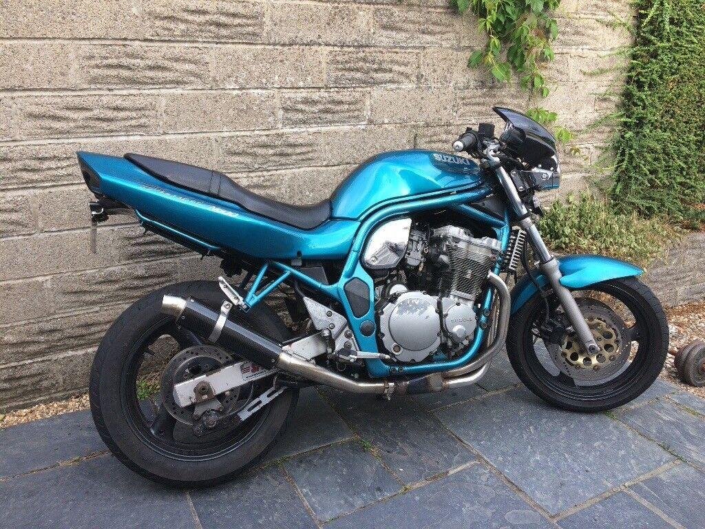Suzuki bandit 600 not(hornet Cbr gsxr) | in Swansea | Gumtree