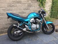 Suzuki bandit 600 not(hornet Cbr gsxr)