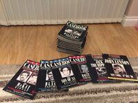Murder magazines
