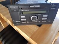 FOR SALE FORD RADIO/CD PLAYER (6000) WITH CODE IN VERY GOOD CONDITION