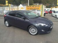 FORD FOCUS 1.6 TDCi Zetec 5dr (blue) 2012