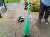 Electric garden weeder/mini rotorvator
