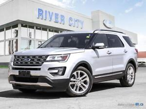 2016 Ford Explorer $297 b/w taxes in pmts | Limited | 4x4 | Leat