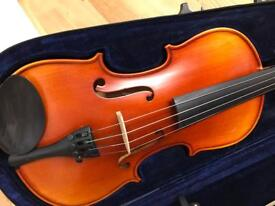 Violin, full size. Excellent condition.
