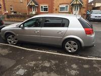 Vauxhall SIGNUM 2.2l petrol LONG MOT spares or repair NOT Astra or Vectra