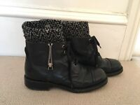 Chanel boots - size 36.5