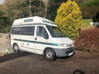 Peugeot Autosleeper campervan