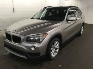 2014 BMW X1 (IN TRANSIT) 2.8I AWD LOADED ONLY 66K!