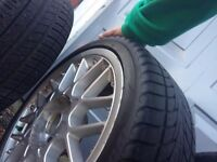 "Audi 18"" Wheels & Tyres"
