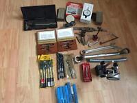 Engineering tools job lot