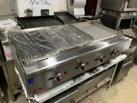 NEW KEBAB GRILL +FLAT PLATE CATERING COMMERCIAL KITCHEN FAST FOOD TAKE AWAY SHOP