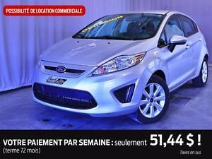 2013 Ford Fiesta a HAYON SE