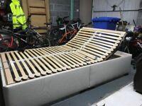 HSL Electric Action Adjustable Bed.