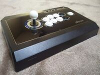 New Qanba Q4raf Arcade Stick PS4/PS3/PC/XBOX