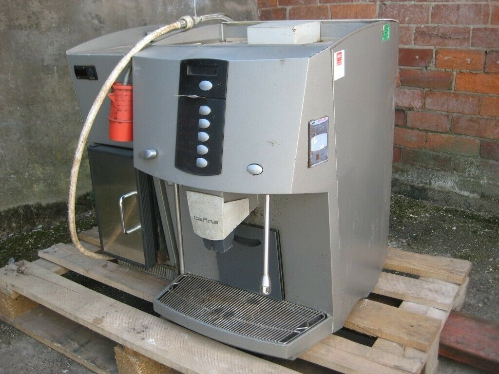 (spare or repair) Melita Cafina C5 Professional Business Standard Coffee Machine Silver C5 1C EF | in Sheffield, South Yorkshire | Gumtree