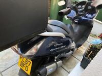 Honda FJS 600 Silverwing Automatic