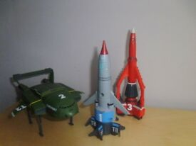 THUNDERBIRDS TOYS