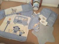 Next cheeky monkey nursery set