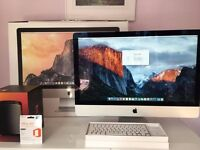 "IMAC 5K 27"" 2015 with 24GB OF RAM! + FREE SONOS PLAY:1 & OFFICE 365"