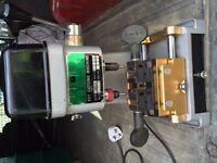 Laser key cutting machine for sale.