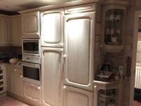 Complete kitchen for sale, high quality inc dishwasher, fridge freezer, hob and lots more