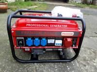 Petrol powerd generator