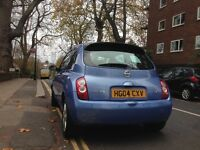 Nissan Micra SX. 2004 - 3 door. Blue - 1.2 cc. Perfect engine. Pls text on 07447493049