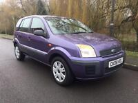 FORD FUSION STYLE 1.4 AUTOMATIC LOW MILEAGE EX MOTABILITY FULL MOT