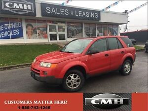 2003 Saturn VUE V6 AWD (AS  TRADED - UNCERTIFIED)