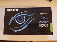 Used Gigabyte GTX 780 Ti In very very good condition.